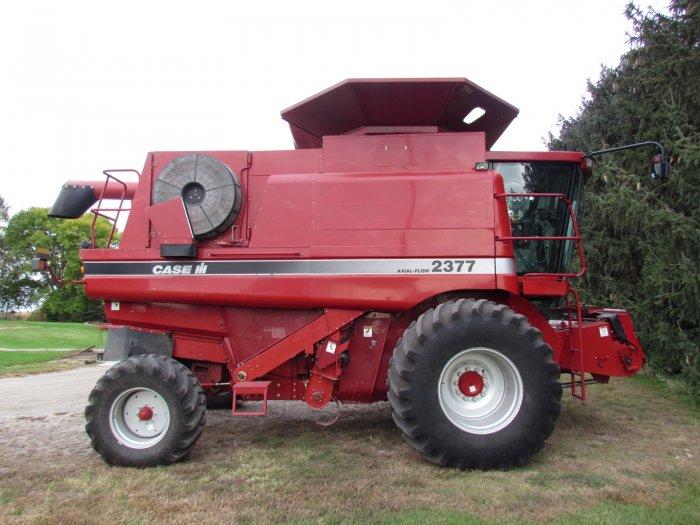 Retirement Farm Machinery Auction