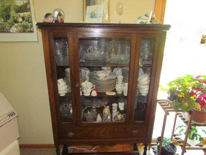 Public Auction for Virginia Johnson - Onawa