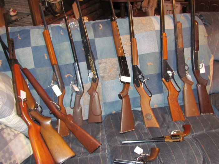 Huge Public Auction - 60 Guns, Sporting Goods, Memorabilia, Antiques, Collectibles, Furniture, Household, Tools and More!