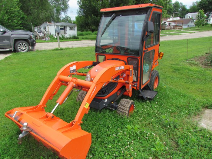 Don Mathys Estate - Kubota Tractor, Quality Tools and Equipment Auction